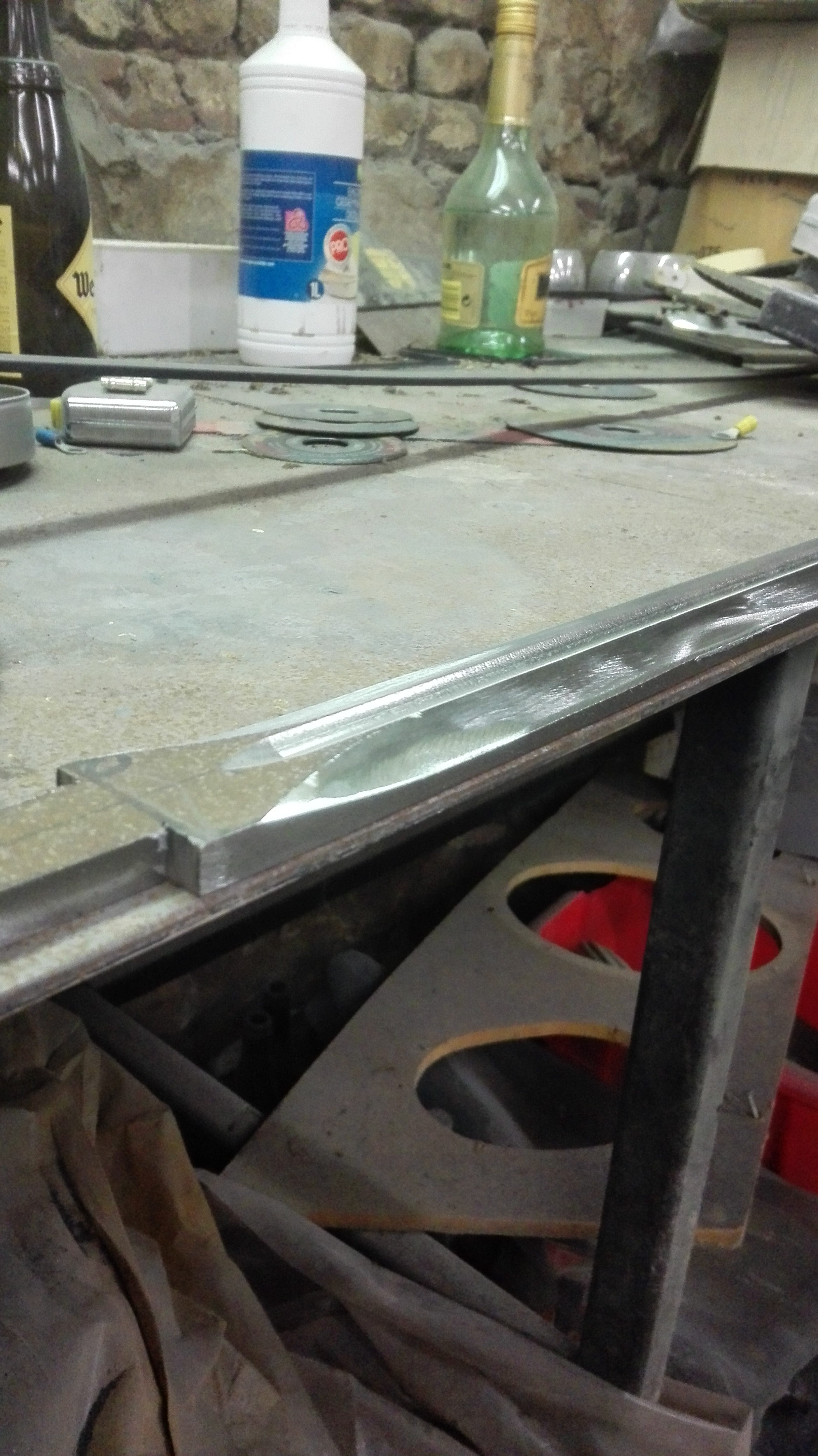 Picture of Making the Blade