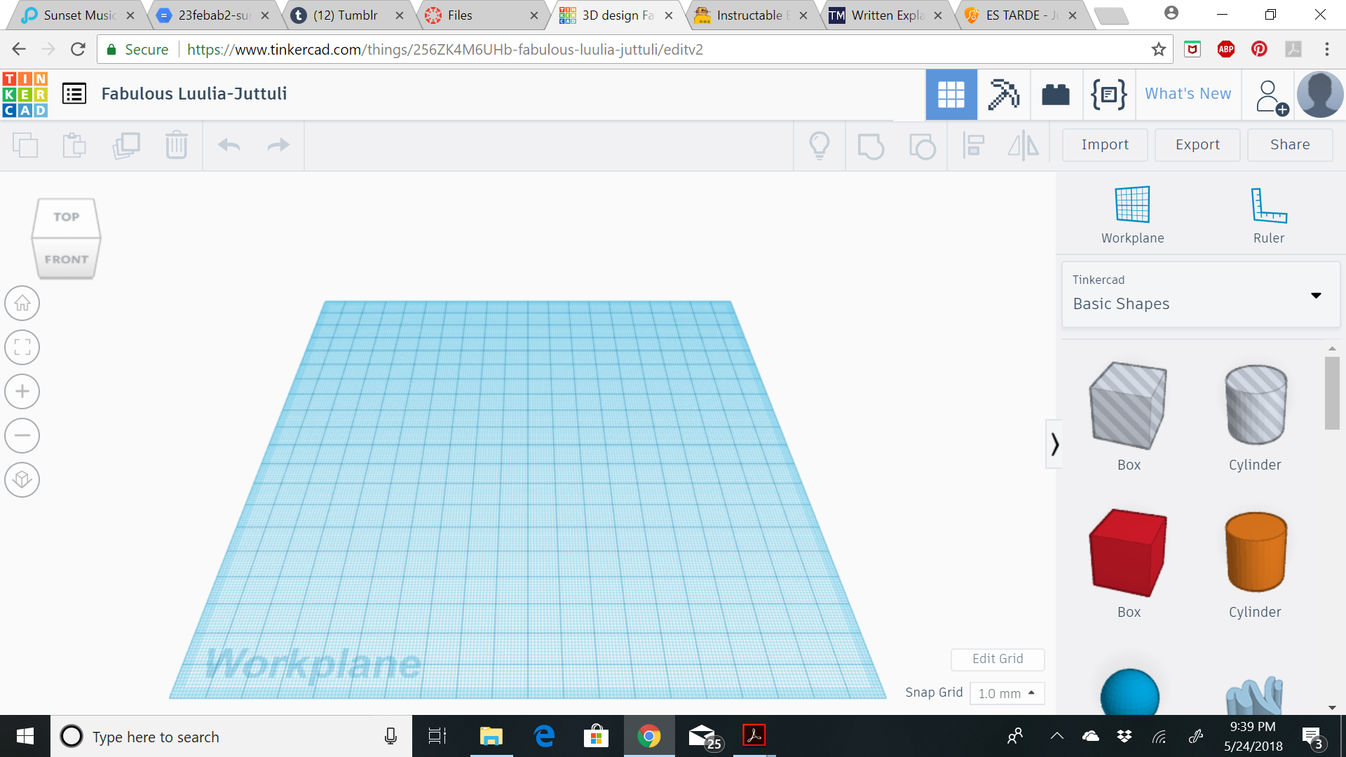 Picture of Start Designing!