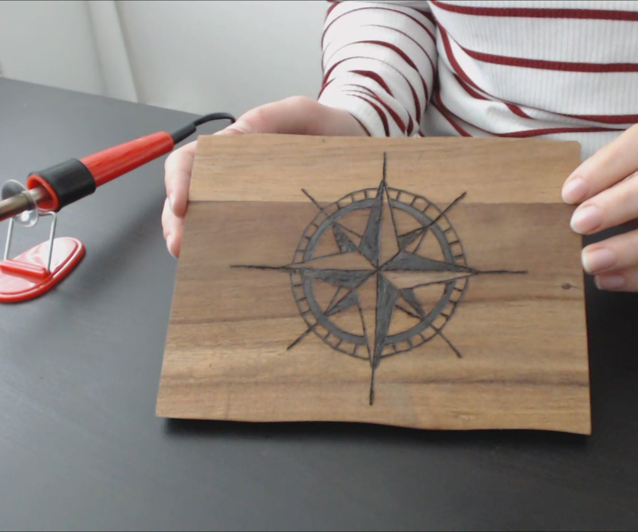 Get started with woodburning 5 steps with pictures