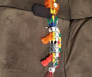 Knex Kforce Mega Assult Rifle (KKFMAR)