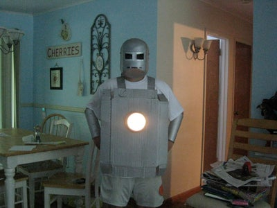 Iron Man M1 Costume With a $3.08