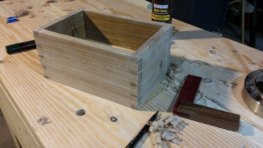Handcut Dovetails - the Easier Way