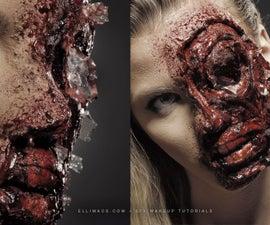 Car Crash / Zombie - SFX Makeup Tutorial