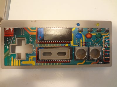 Disassembling, Cleaning, & Installing Led's in Controller