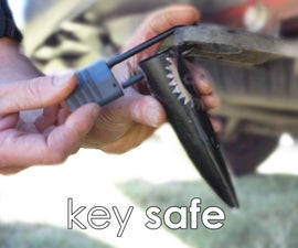 Vehicle Key Safe