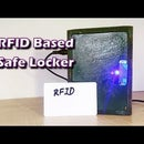 How to Make Safe Locker With RFID Lock