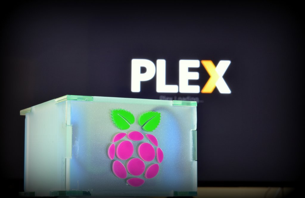 Picture of NAS-pi:Ultimate Box for Your PLEX, DLNA and NAS Pleasures