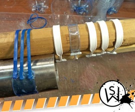 Heat Shrink Ties From Plastic Bottles and Other Junk