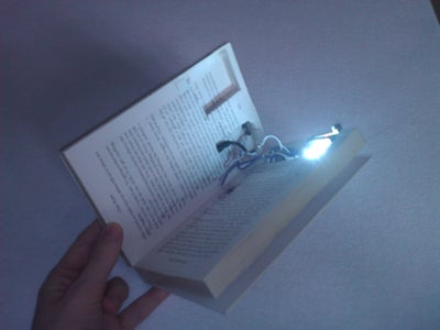 SolarBook: Phone Charger, Torch, Rave Light and USB Port