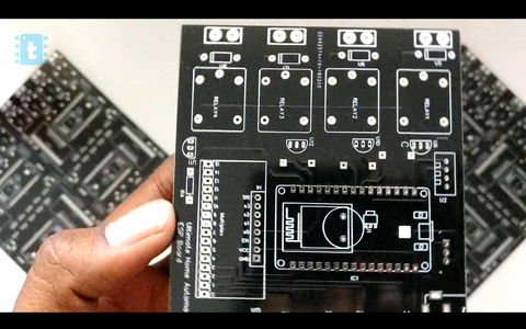 Ordering PCBs for This Project