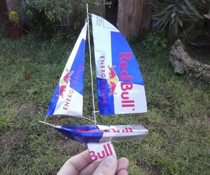 Red Bull Can-Yacht