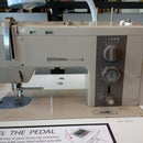 Pier 9 Guides: Bernina 950 Semi Industrial Sewing Machine BASIC USE