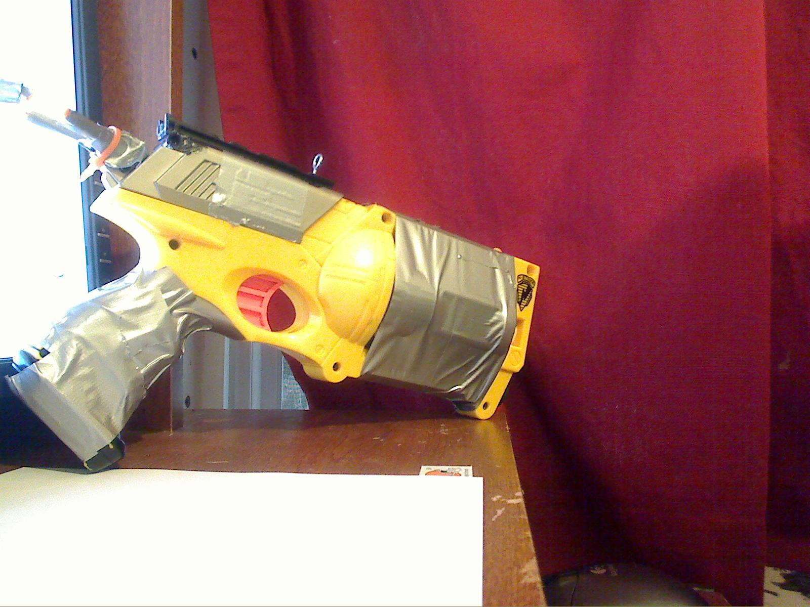 Picture of My Nerf Guns