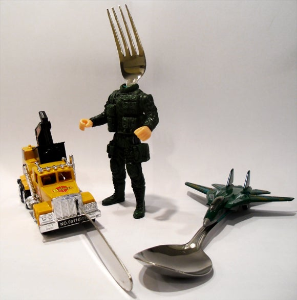 Utensils for Kids