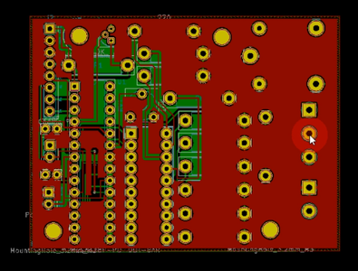 Circuit Diagram & PCB Layout Design