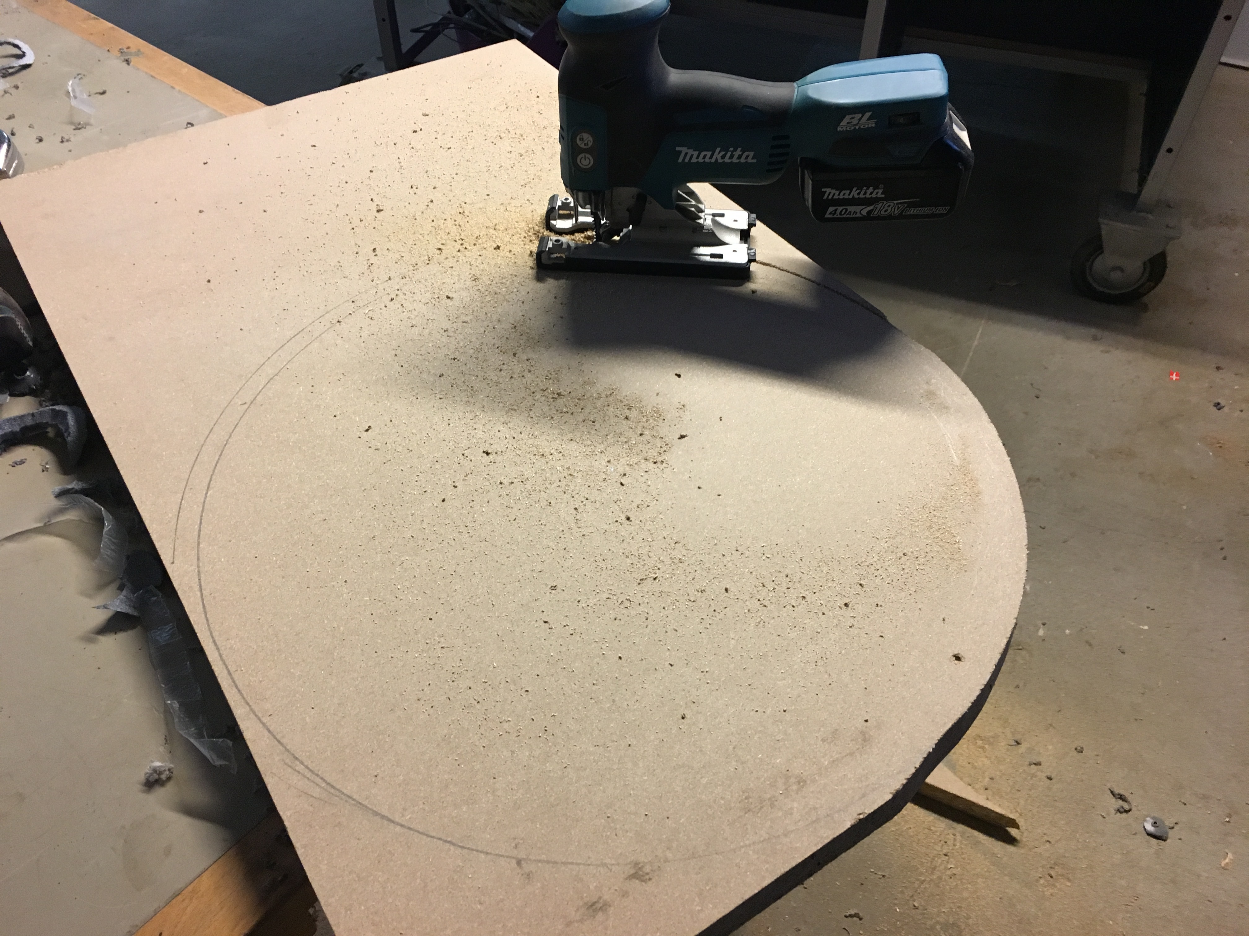 Picture of Making a Bottom Plate