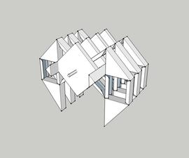Papercraft Theo Jansen Walking Machine - Making Paper Walk