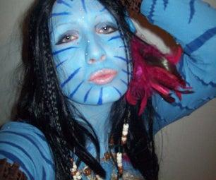 Neytiri Costume (from Avatar Movie)