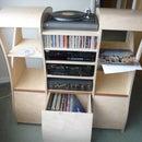 Custom Birch Ply Storage Project