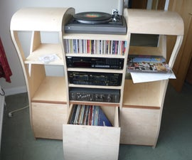 Custom Birch Ply Furniture