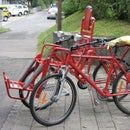 HPV-QUADRICYCLE FOR TWO