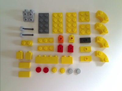 Pieces.