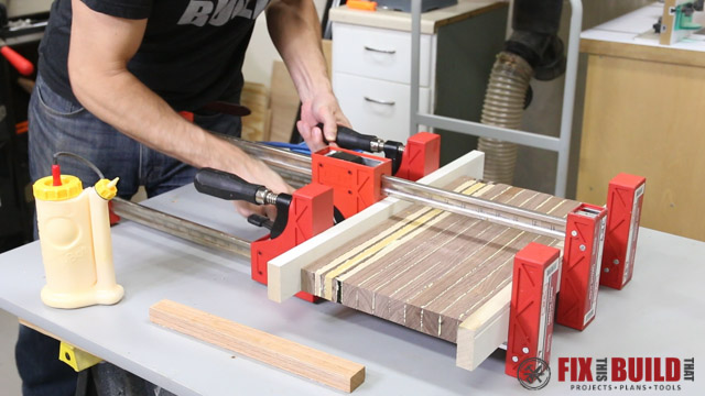 Picture of Glue Up the Board