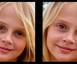 How to Manipulate Eye Color in PhotoShop CS-5