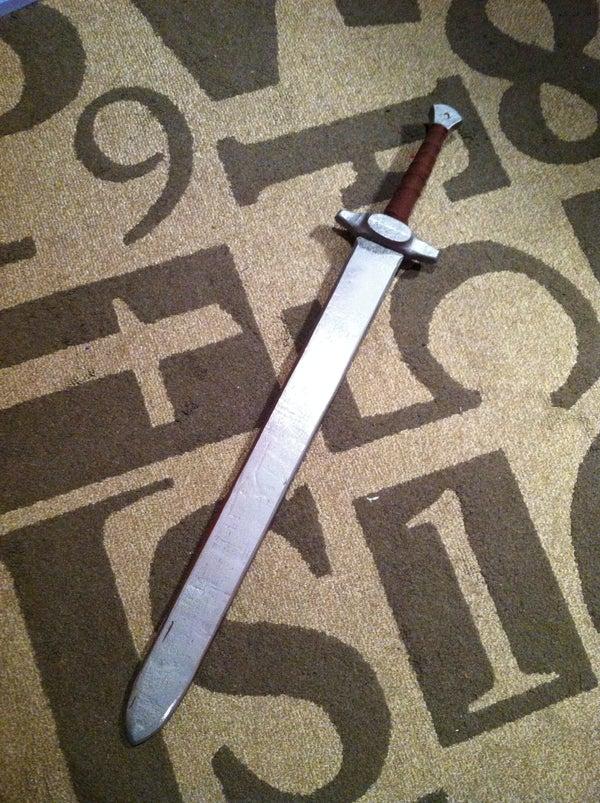 How to Make Link's Ordon Sword