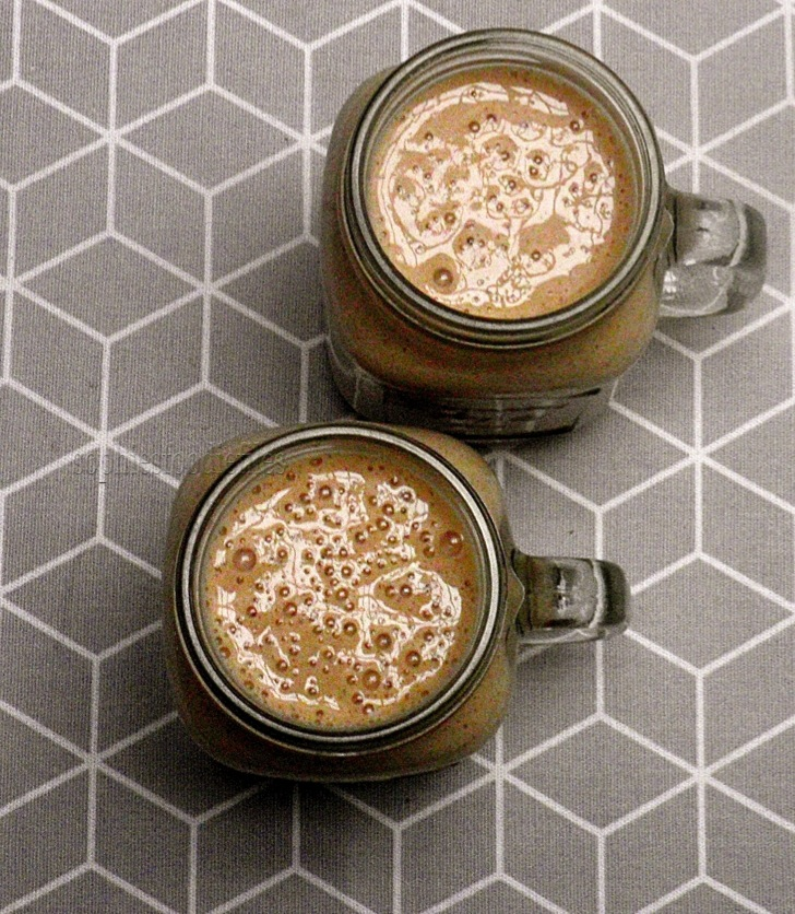 Picture of Spiced Pumpkin Smoothies