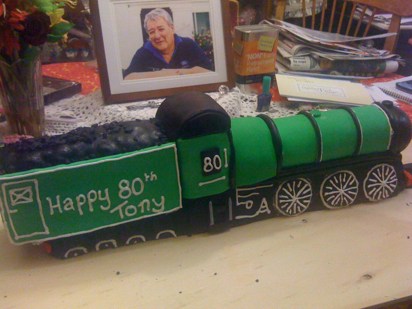 Picture of Steam Train