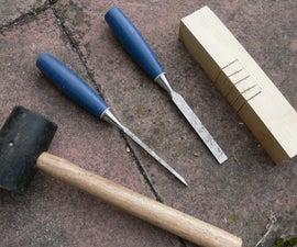 Some Basic Woodwork Skills