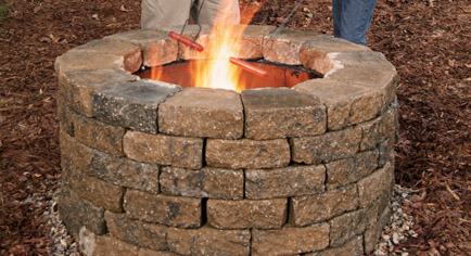 Picture of How to Build Your Own Fire Pit