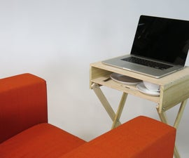 Work/Play TV Tray