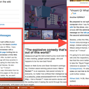"Wikia/MediaWiki: Put the ""community corner"" on the wiki's homepage"