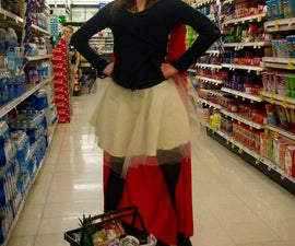 Tulle Circle Skirt