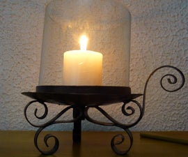 Candle Holder.