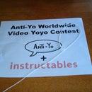 'The Flimsy Fumbler' Anti-yo Worldwide Video Yoyo Contest