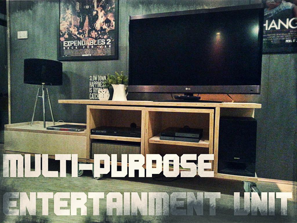 Picture of Multi-purpose Entertainment Unit