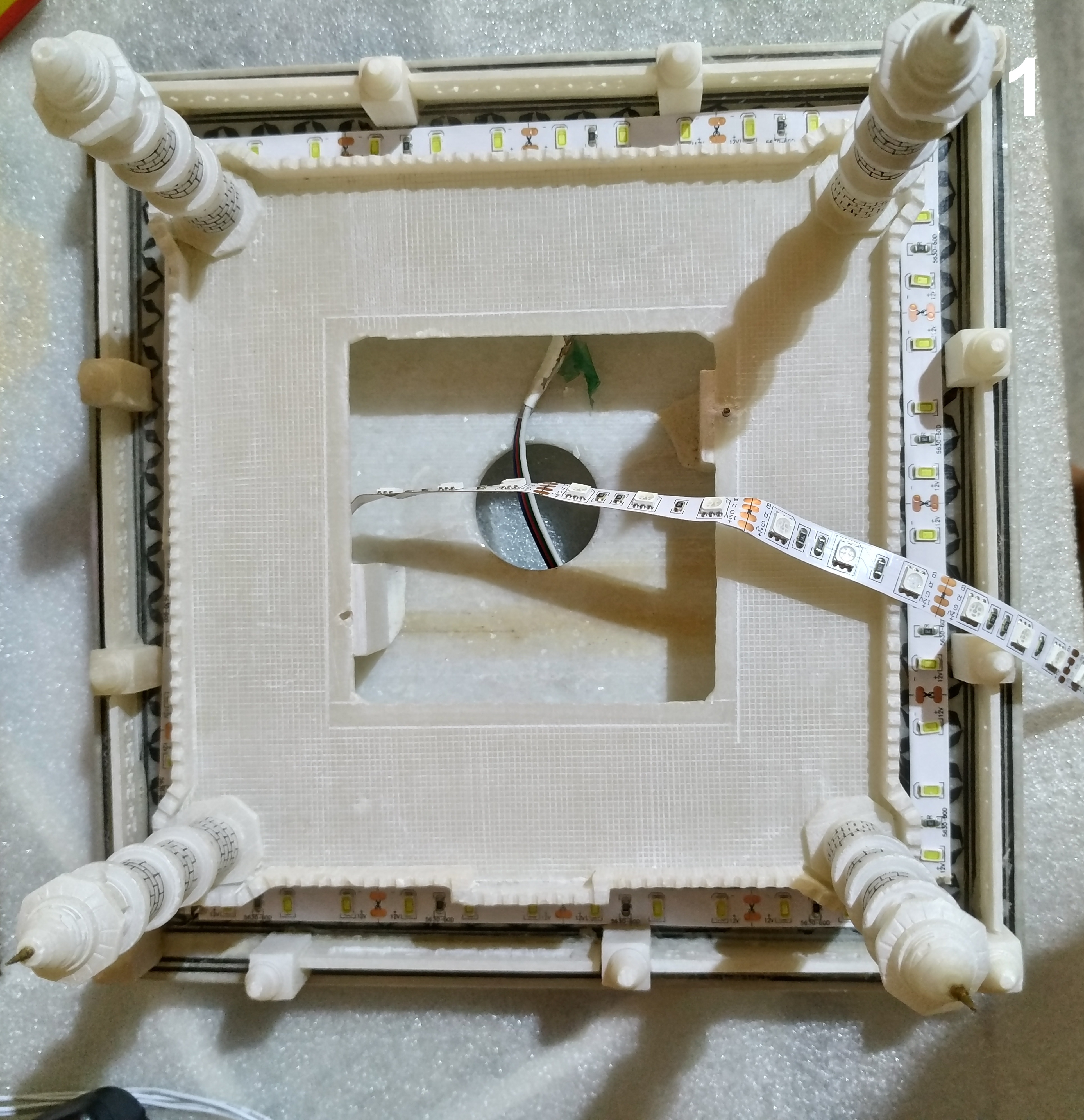 Picture of Part Five - Bottom Base Assembly –