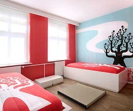 How to Re-decorate Your Room