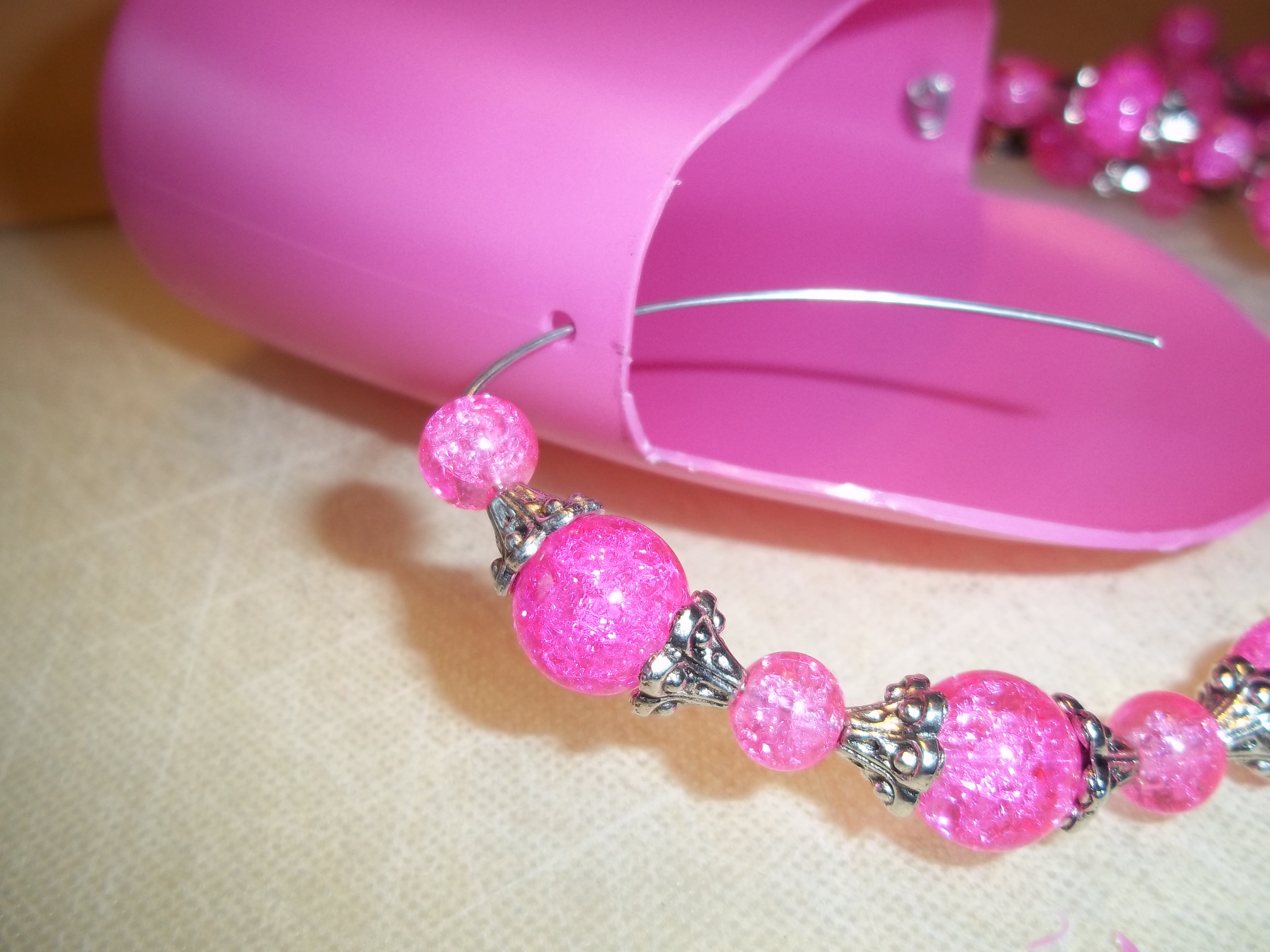 Picture of BEADED HANDLE: