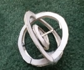 A Paper Gyroscope that works!