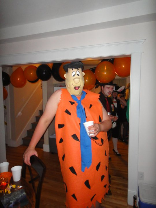 Picture of Fred Flintstone Costume