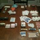 First Aid/Mild Trauma medic kit