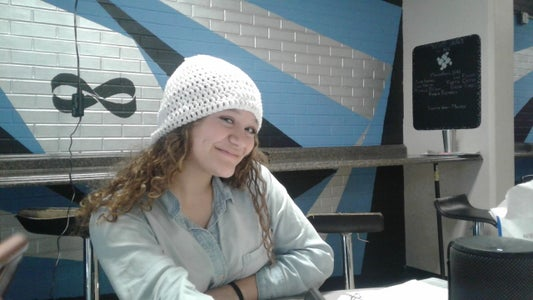 How to Crochet a Trendy Beanie (for Beginners!)