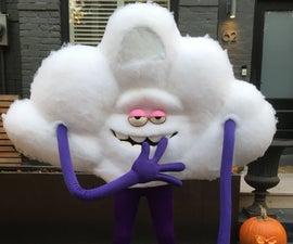 Trolls: Cloud Guy Costume