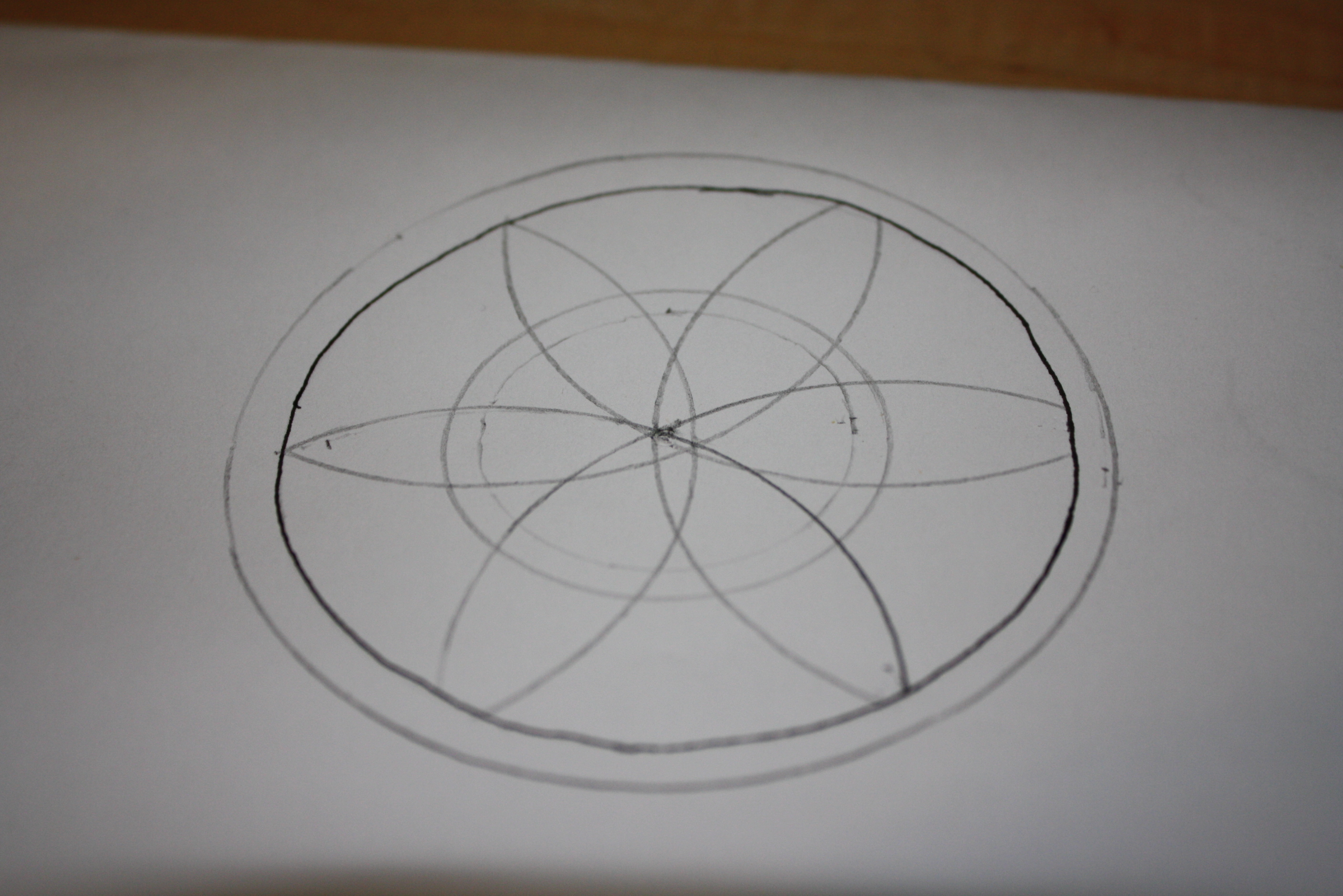 Picture of Draw the Pattern and Cut Your Wood