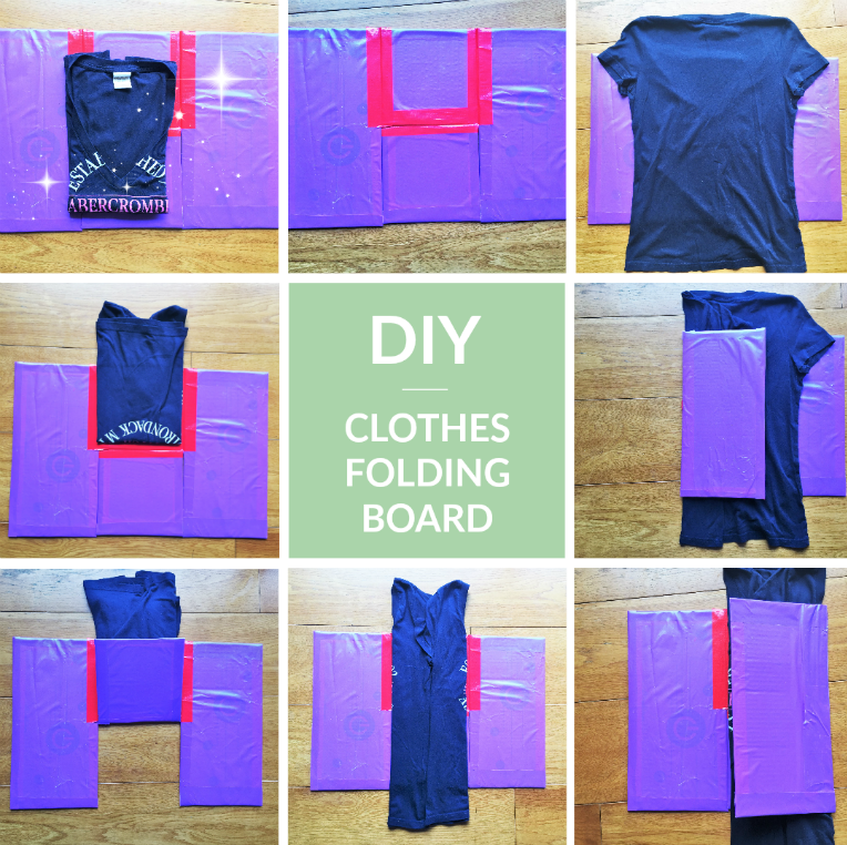 Picture of Clothes Folding Board