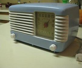 Tube Radio Restoration